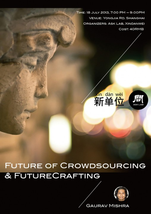 Future of Crowdsourcing FutureCrafting